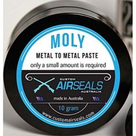 Customairseals Molybdenum Disulfide Grease Paste