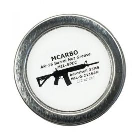MCarbo AR-15 Barrel Nut Grease