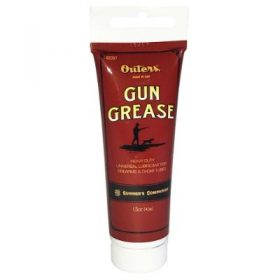 Outers Choke Tube Lube and Gun Grease